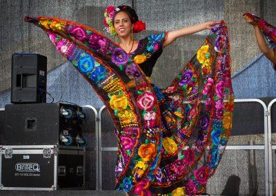 Aishe, de Oaxaca.
