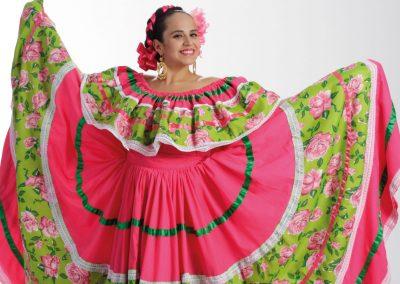 Alina, de Uruapan, Michoacán.