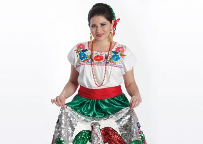 Alejandra, de Querétaro.