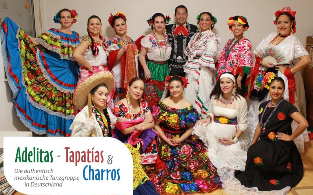 Adelitas Tapatías – mexikanische Tanzgruppe
